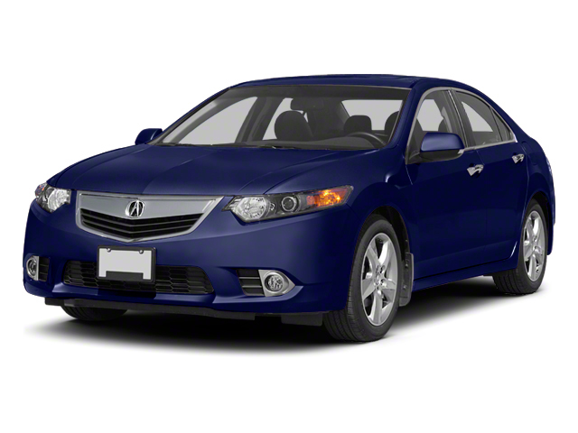 Vortex Blue Pearl 2012 Acura TSX Pictures TSX Sedan 4D photos front view