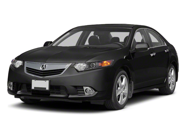 Crystal Black Pearl 2012 Acura TSX Pictures TSX Sedan 4D photos front view
