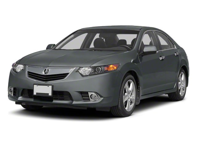 Graphite Luster Metallic 2012 Acura TSX Pictures TSX Sedan 4D photos front view