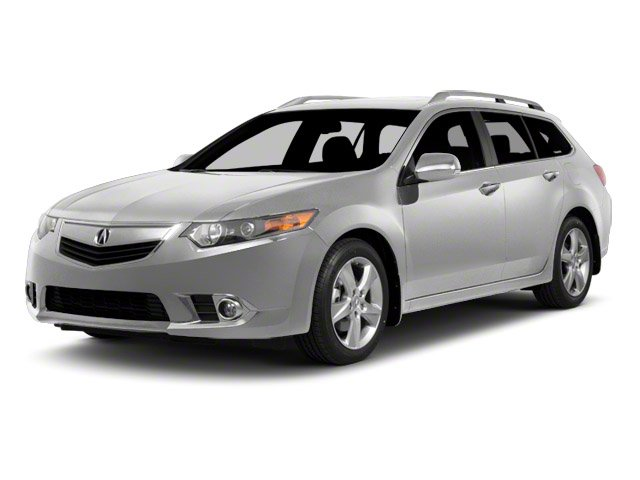 Forged Silver Metallic 2012 Acura TSX Sport Wagon Pictures TSX Sport Wagon Wagon 4D Technology photos front view