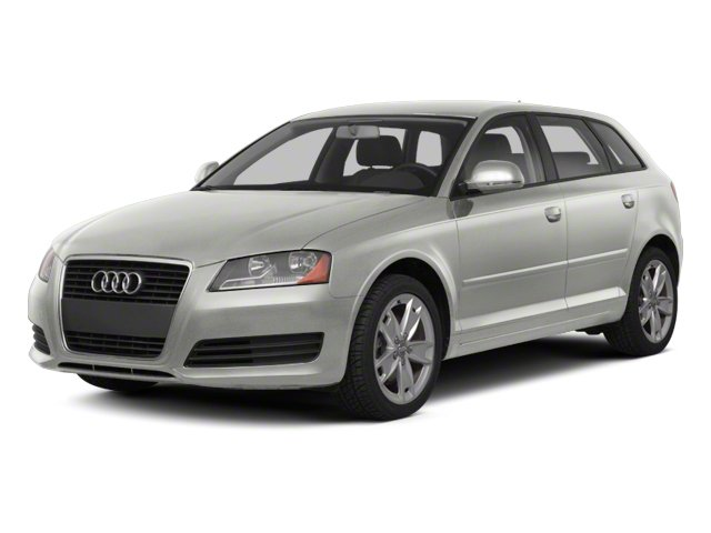Ice Silver Metallic 2012 Audi A3 Pictures A3 Hatchback 4D 2.0T Quattro photos front view