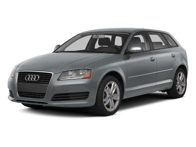 Monza Silver Metallic 2012 Audi A3 Pictures A3 Hatchback 4D 2.0T Quattro photos front view