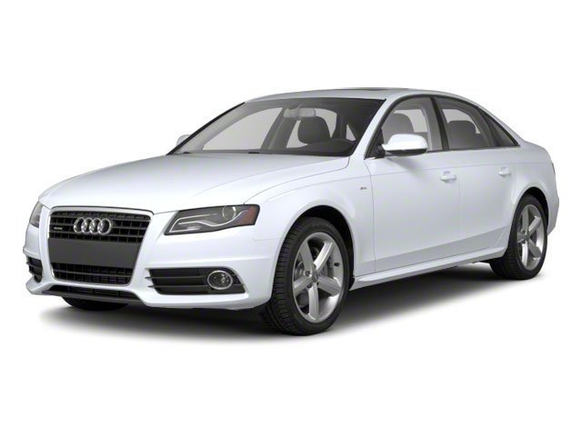 Glacier White Metallic 2012 Audi A4 Pictures A4 Sedan 4D 2.0T Quattro Prestige photos front view