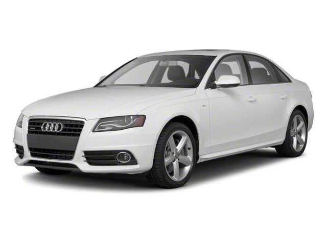 Ibis White 2012 Audi A4 Pictures A4 Sedan 4D 2.0T Quattro Prestige photos front view