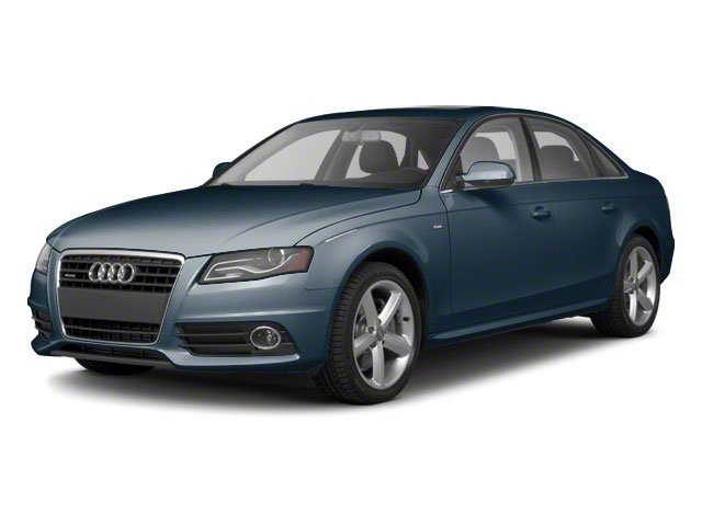 Moonlight Blue Pearl 2012 Audi A4 Pictures A4 Sedan 4D 2.0T Quattro Prestige photos front view