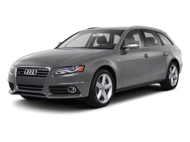 Monsoon Gray Metallic 2012 Audi A4 Pictures A4 Wagon 4D 2.0T Quattro photos front view