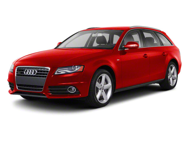 Brilliant Red 2012 Audi A4 Pictures A4 Wagon 4D 2.0T Quattro photos front view