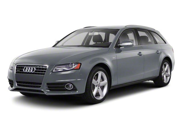 Ice Silver Metallic 2012 Audi A4 Pictures A4 Wagon 4D 2.0T Quattro photos front view