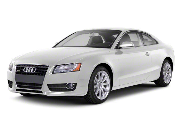 Ibis White 2012 Audi A5 Pictures A5 Coupe 2D Quattro photos front view