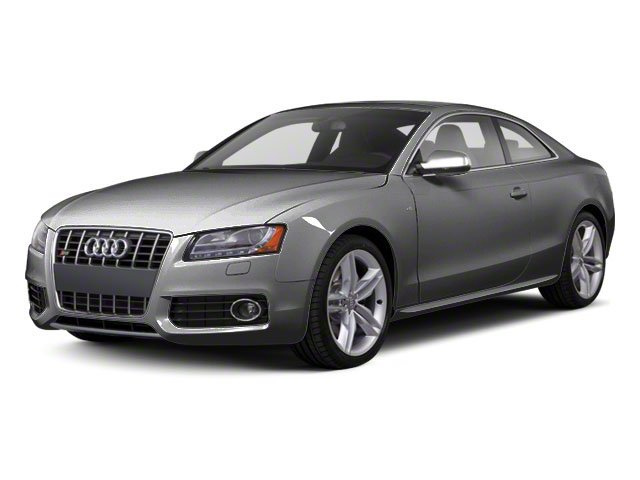 Monsoon Gray Metallic 2012 Audi S5 Pictures S5 Coupe 2D Quattro photos front view