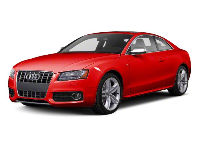 Brilliant Red 2012 Audi S5 Pictures S5 Coupe 2D Quattro photos front view