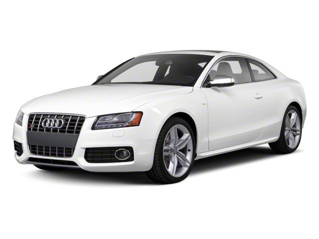 Ibis White 2012 Audi S5 Pictures S5 Coupe 2D Quattro photos front view