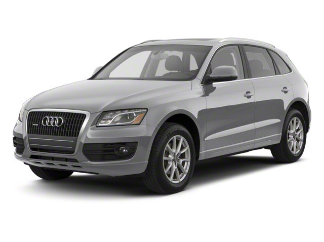 Monsoon Gray Metallic 2012 Audi Q5 Pictures Q5 Utility 4D 2.0T Premium Plus AWD photos front view