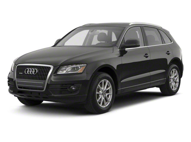Brilliant Black 2012 Audi Q5 Pictures Q5 Utility 4D 2.0T Premium Plus AWD photos front view