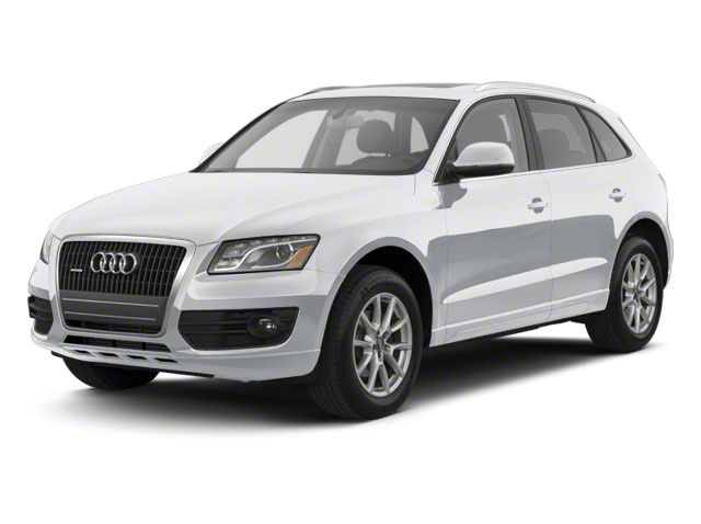 Ice Silver Metallic 2012 Audi Q5 Pictures Q5 Utility 4D 2.0T Premium Plus AWD photos front view