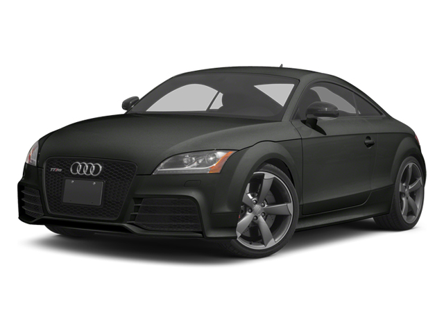 Daytona Gray Pearl 2012 Audi TT RS Pictures TT RS Coupe 2D Quattro photos front view