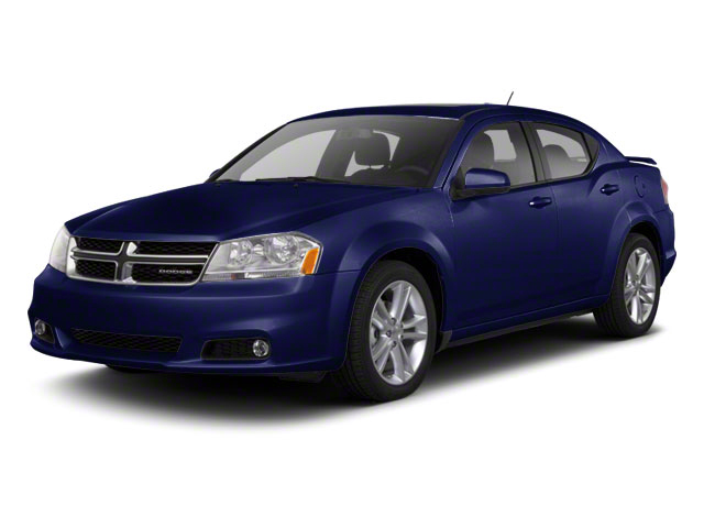 Blackberry Pearl 2012 Dodge Avenger Pictures Avenger Sedan 4D SXT photos front view