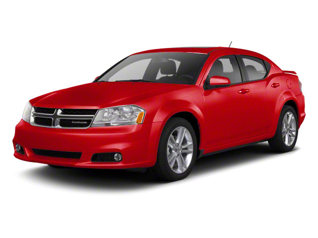 Redline 2 Pearl 2012 Dodge Avenger Pictures Avenger Sedan 4D SXT photos front view