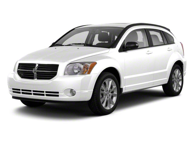 Bright White 2012 Dodge Caliber Pictures Caliber Wagon 4D SE photos front view