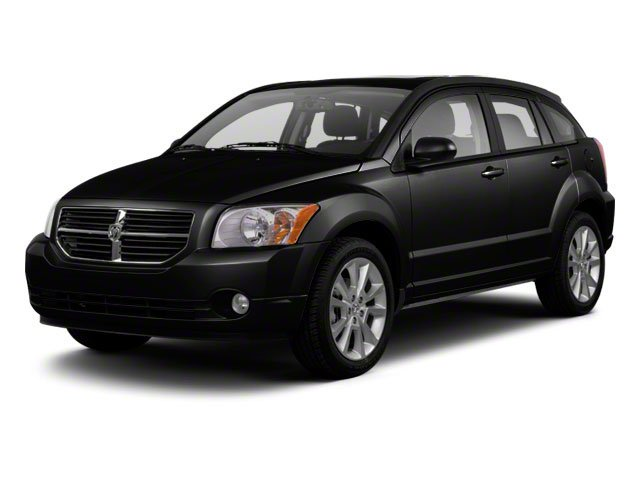 Black 2012 Dodge Caliber Pictures Caliber Wagon 4D Uptown photos front view