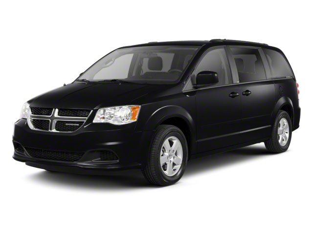 Brilliant Black Crystal Pearl 2012 Dodge Grand Caravan Pictures Grand Caravan Grand Caravan SE photos front view