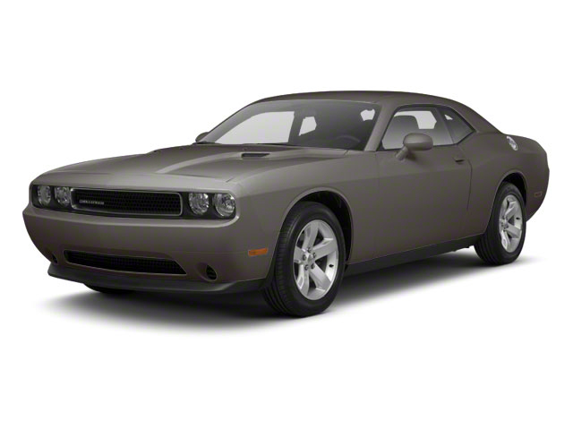 Tungsten Metallic 2012 Dodge Challenger Pictures Challenger Coupe 2D SRT-8 photos front view