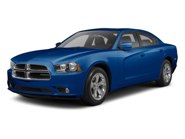 Blue Streak Pearl 2012 Dodge Charger Pictures Charger Sedan 4D SRT-8 photos front view