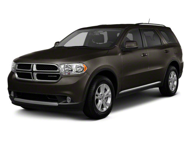 Rugged Brown Pearl 2012 Dodge Durango Pictures Durango Utility 4D Crew AWD photos front view