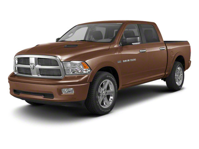 Saddle Brown Pearl 2012 Ram Truck 1500 Pictures 1500 Crew Cab SLT 2WD photos front view