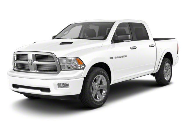 Bright White 2012 Ram Truck 1500 Pictures 1500 Crew Cab Outdoorsman 4WD photos front view