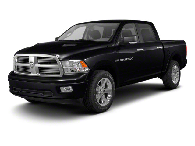 Black 2012 Ram Truck 1500 Pictures 1500 Crew Cab Outdoorsman 4WD photos front view