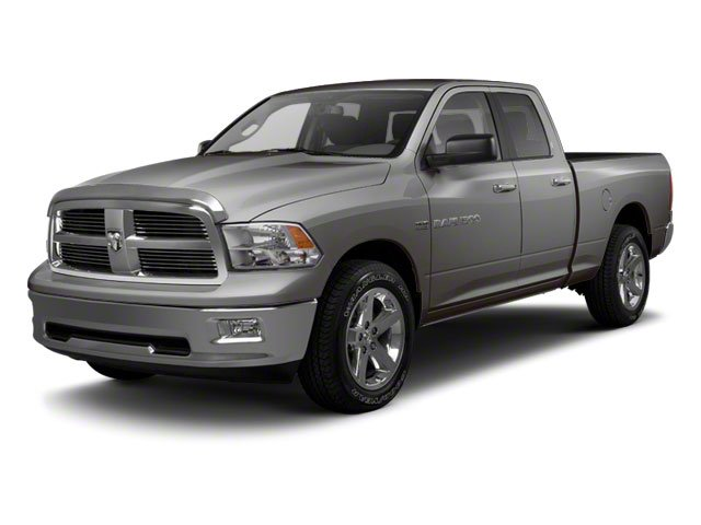 Mineral Gray Metallic 2012 Ram Truck 1500 Pictures 1500 Quad Cab Tradesman 4WD photos front view