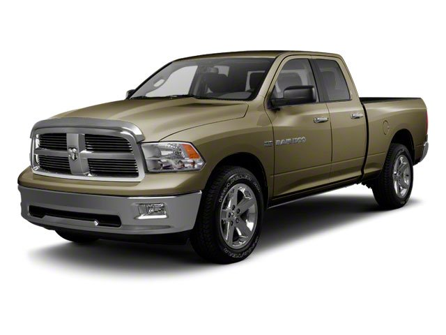 Sagebrush Pearl 2012 Ram Truck 1500 Pictures 1500 Quad Cab SLT 4WD photos front view