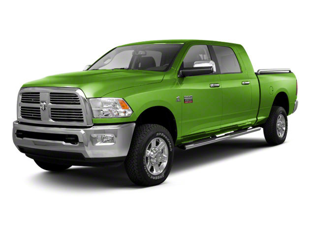 Hills Green 2012 Ram Truck 2500 Pictures 2500 Mega Cab SLT 4WD photos front view