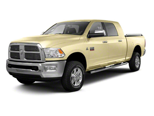 Sunbelt Yellow 2012 Ram Truck 2500 Pictures 2500 Mega Cab SLT 4WD photos front view