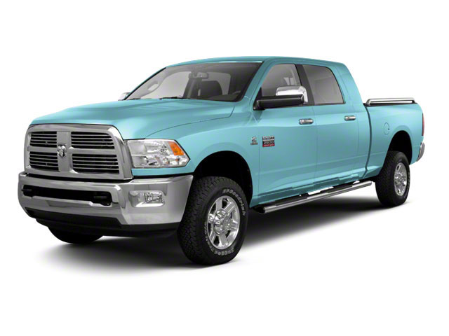 Robin Egg Blue 2012 Ram Truck 2500 Pictures 2500 Mega Cab SLT 4WD photos front view
