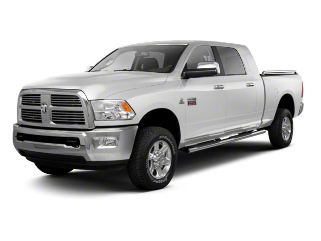 Bright White 2012 Ram Truck 2500 Pictures 2500 Mega Cab Outdoorsman 4WD photos front view