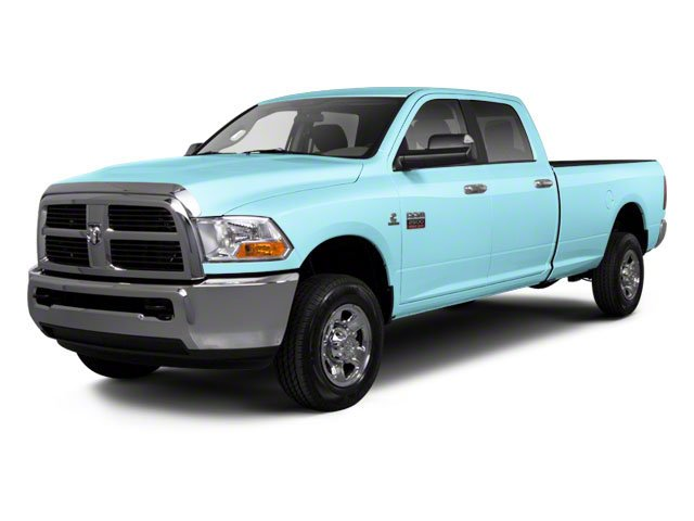Robin Egg Blue 2012 Ram Truck 2500 Pictures 2500 Crew Cab ST 4WD photos front view