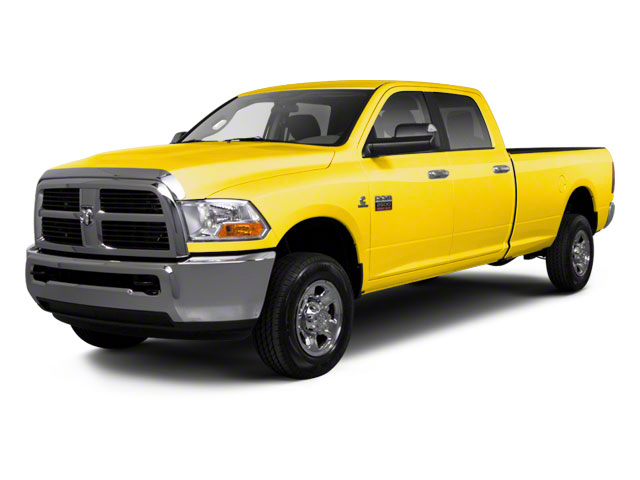 Detonator Yellow 2012 Ram Truck 2500 Pictures 2500 Crew Cab ST 4WD photos front view