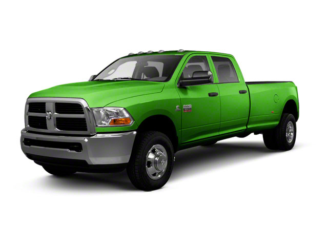 Hills Green 2012 Ram Truck 3500 Pictures 3500 Crew Cab SLT 2WD photos front view