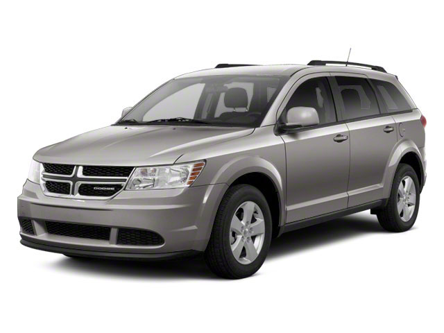 Storm Gray Pearl 2012 Dodge Journey Pictures Journey Utility 4D SE 2WD photos front view