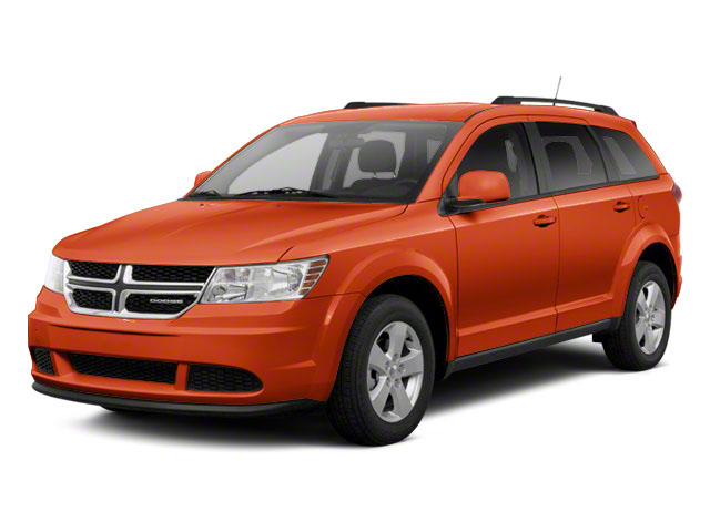 Copperhead Pearl 2012 Dodge Journey Pictures Journey Utility 4D SE 2WD photos front view