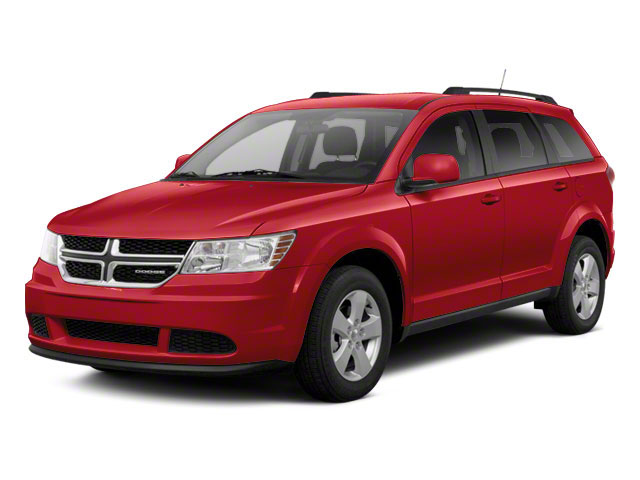 Brilliant Red Tri-coat Pearl 2012 Dodge Journey Pictures Journey Utility 4D SXT 2WD photos front view