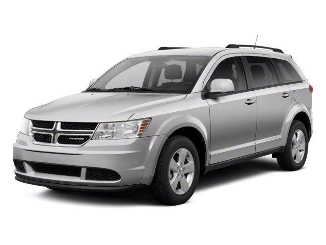 Bright Silver Metallic 2012 Dodge Journey Pictures Journey Utility 4D SE 2WD photos front view