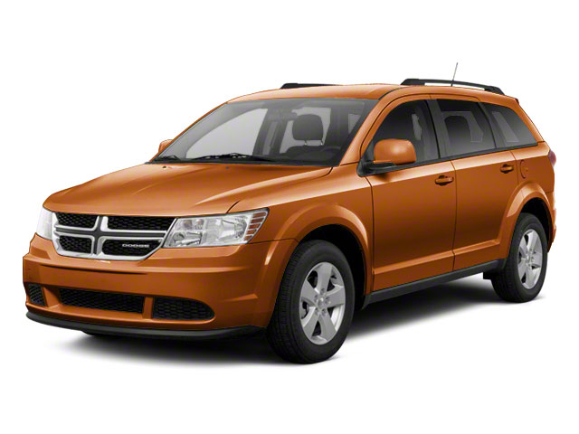 Mango Tango Pearl 2012 Dodge Journey Pictures Journey Utility 4D SXT 2WD photos front view