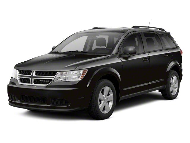 Brilliant Black Crystal Pearl 2012 Dodge Journey Pictures Journey Utility 4D SE 2WD photos front view