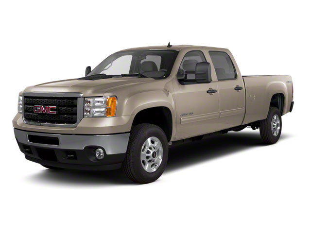Steel Gray Metallic 2012 GMC Sierra 2500HD Pictures Sierra 2500HD Crew Cab SLT 4WD photos front view