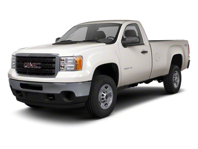 Steel Gray Metallic 2012 GMC Sierra 2500HD Pictures Sierra 2500HD Regular Cab SLE 2WD photos front view