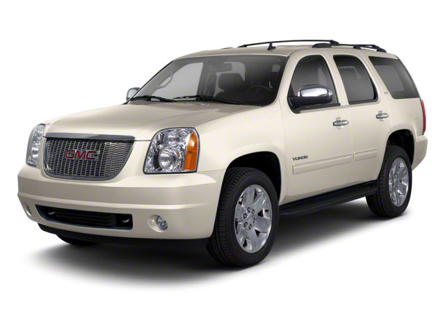 Gold Mist Metallic 2012 GMC Yukon Pictures Yukon Utility 4D SLT 4WD photos front view