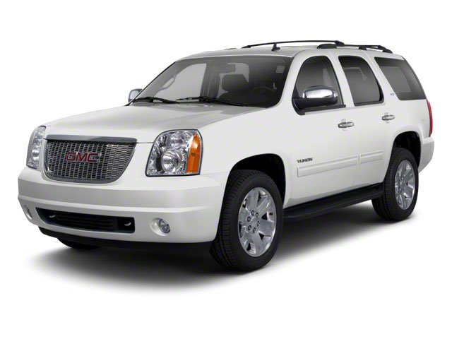 Quicksilver Metallic 2012 GMC Yukon Pictures Yukon Utility 4D SLT 4WD photos front view